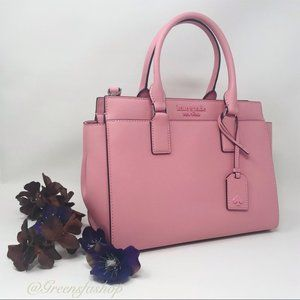 Kate Spade cameron medium satchel leather purse